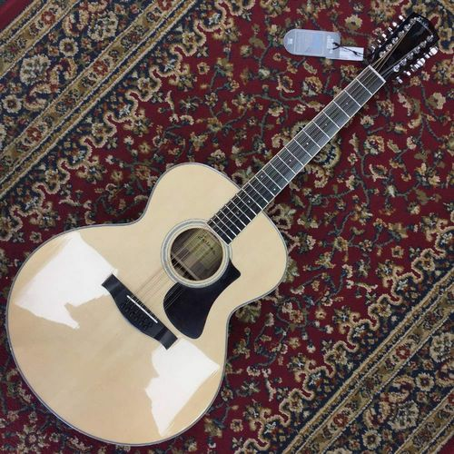 Eastman AC330E-12 - Solid Sitka Spruce Top, Nitro Finish